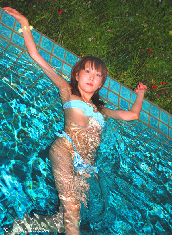 aquadressのマイクロビキニのモデルが超かわいい 6YouTube動画>15本 ニコニコ動画>1本 ->画像>861枚